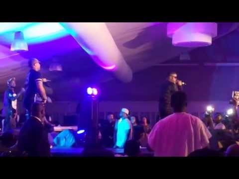 @iam_davido AND @youngskales PERFORMING
