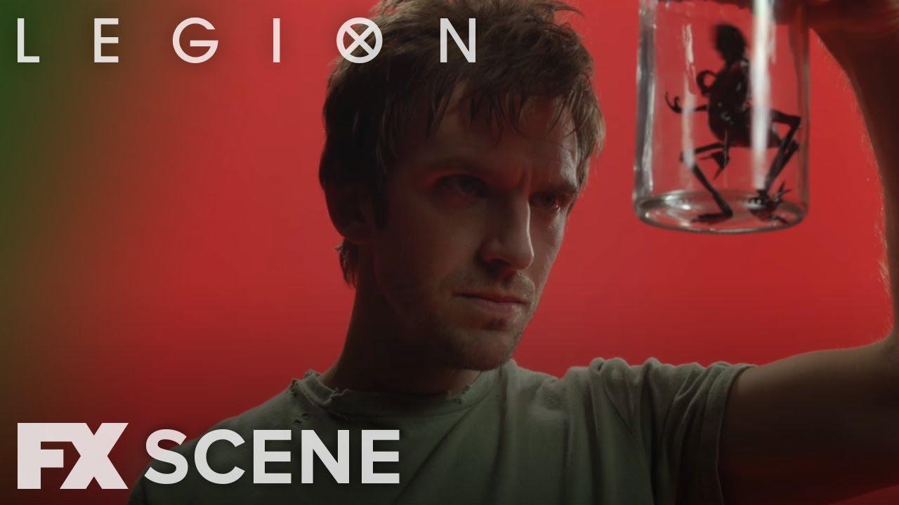 Download Legion | Season 2 Ep. 7: Red Room Scene | FX