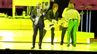 Rod Stewart- Zyggo dome-Amsterdam- 2013 june 12th-Sweet little rock'n'roller