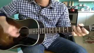 What a Wonderful World -- Sam Cooke guitar lesson