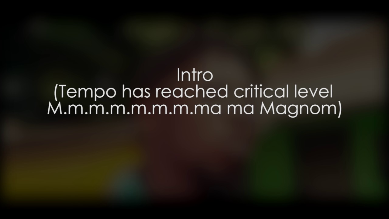 Magnom - My Baby (Lyric Video) ft Joey B