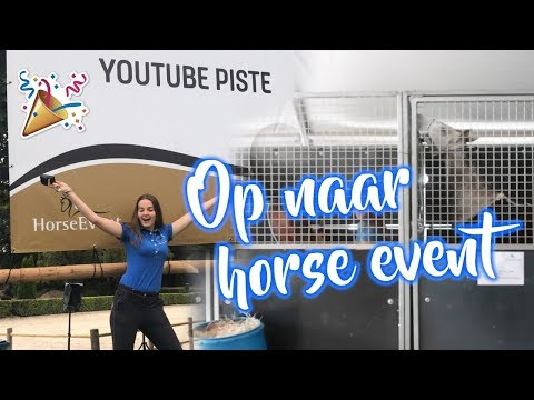 Op naar horse event!