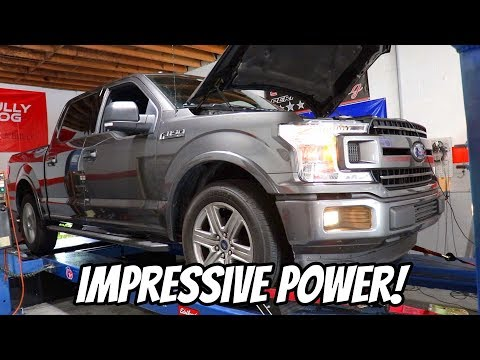 2018 F150 5.0L Lays Down over 400RWHP on E85 PBD Tune