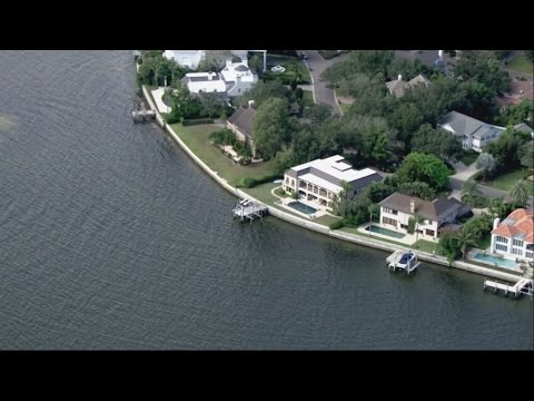 News Channel 8 tours Tampa Bay area mega mansions