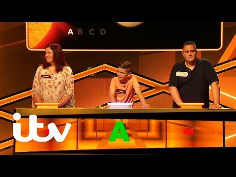 Britain's Brightest Family | Who'll Come Out On Top After The Buzzer Round? | ITV