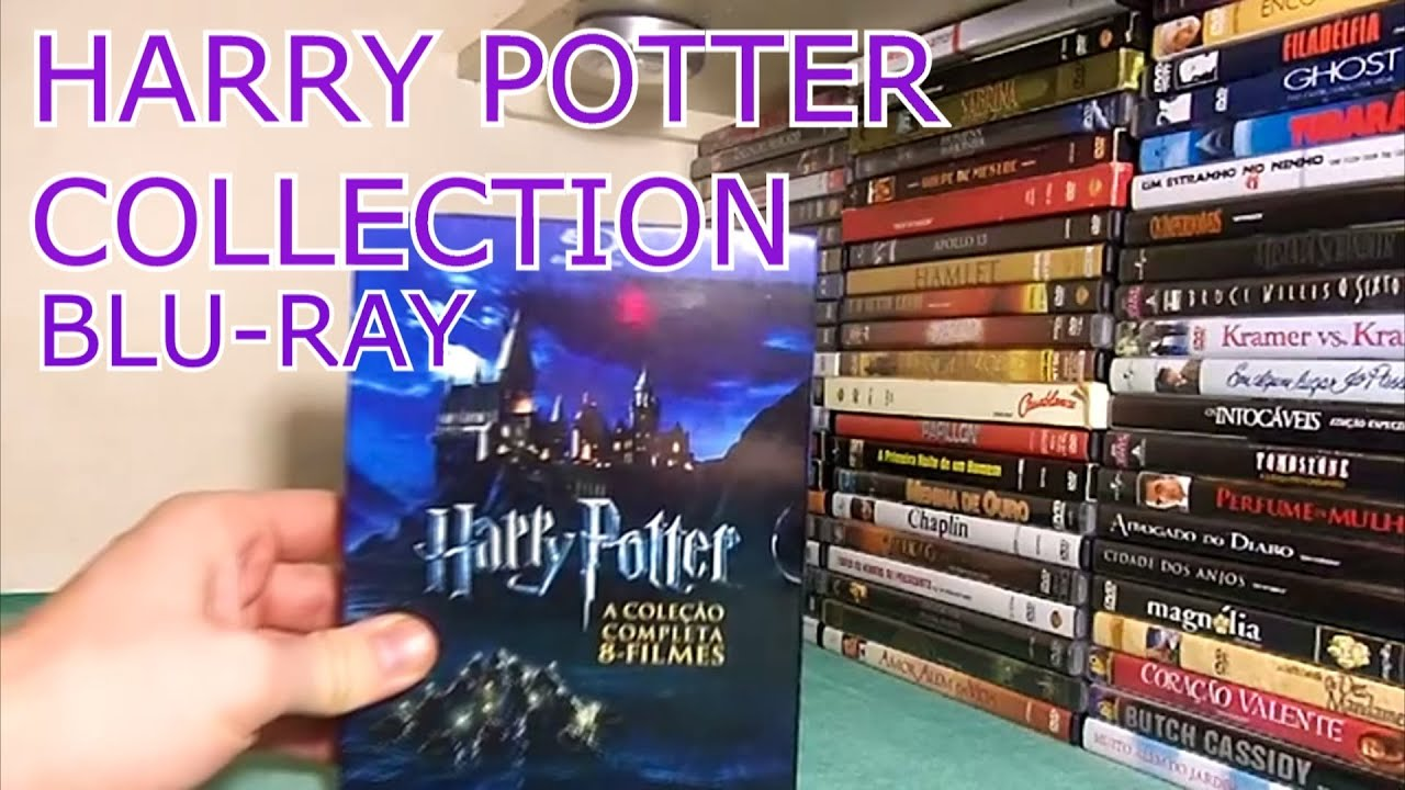 harry potter collection  youtube