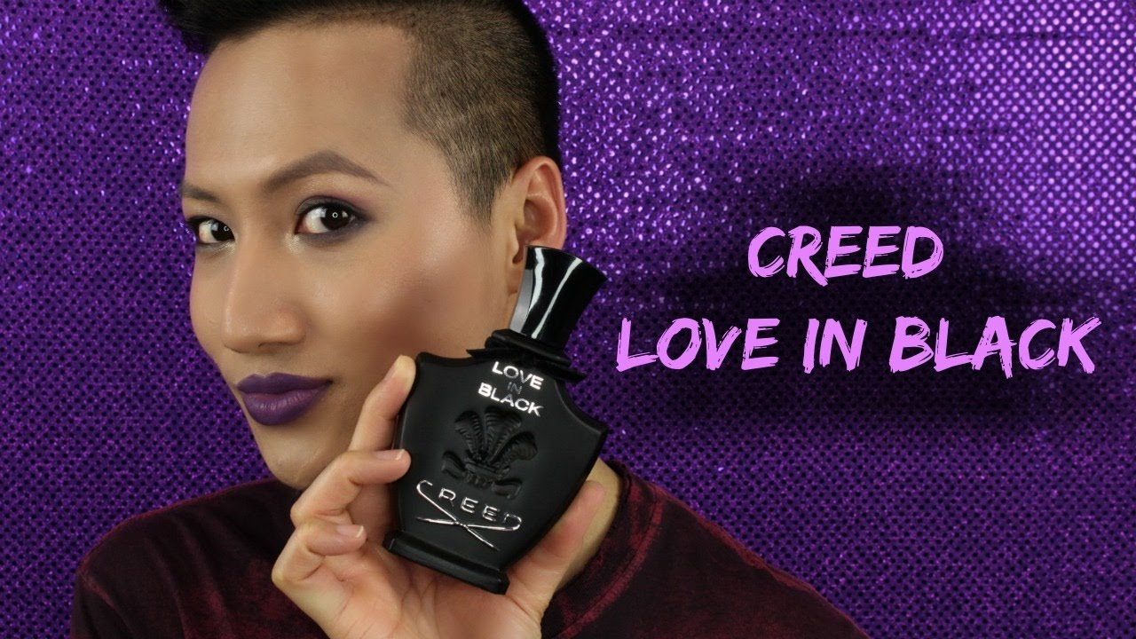 Creed Love In Black Fragrance Review Hueyyrouge Youtube