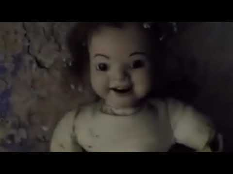HAUNTED CHINA DOLL..MOVING EYES..IS THIS THE NEXT ANNABEL