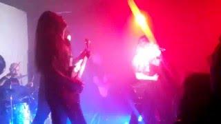 INVERLOCH Live  @ Tetris Trieste Italy 19 -4 -2016