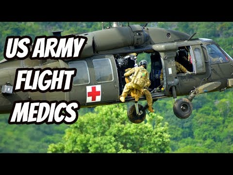 ARMY FLIGHT MEDIC 68WF2 - BEYOND BASIC TRAINING EP.2