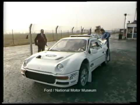 Ford RS 200 Demonstration - 1985
