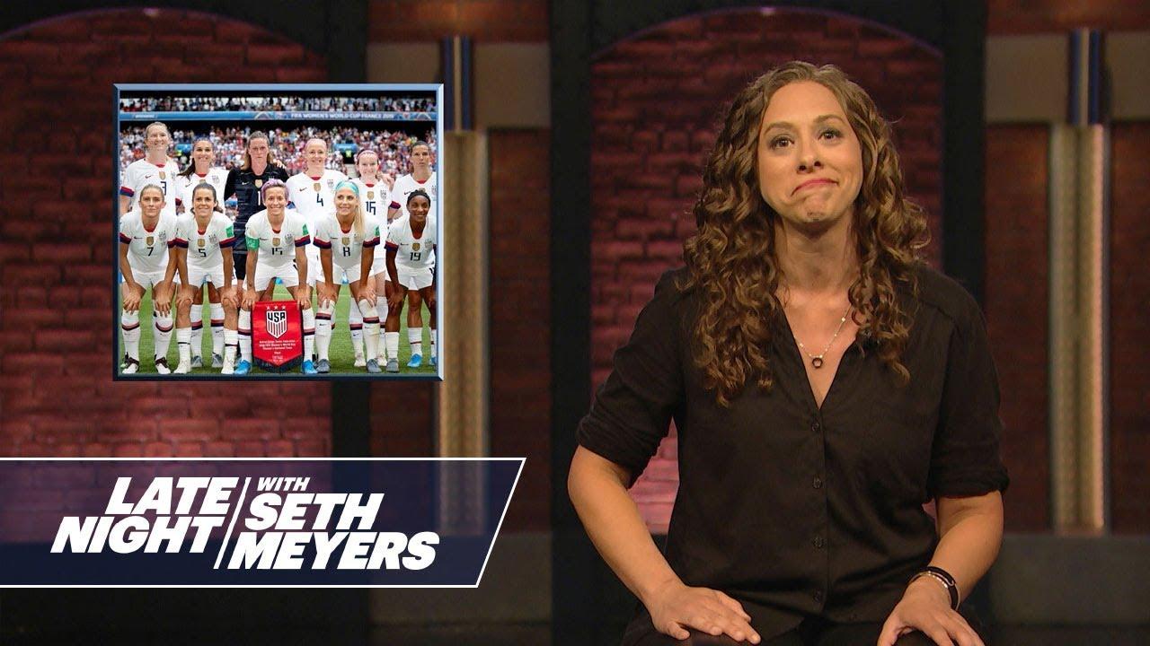 Jenny Hagel Recaps theUSWomen's Soccer Team's World Cup Win