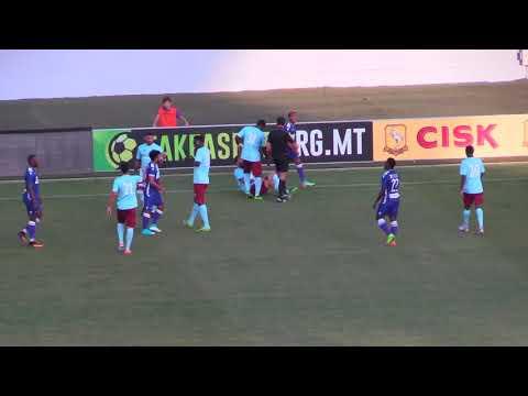 ST. ANDREWS FC - GZIRA UTD = 2 - 3 [24.09.2017]