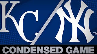 Condensed Game: KC@NYY - 4/19/19