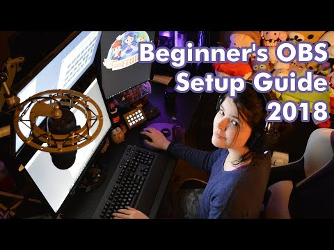 Twitch Streaming Guide #2 - OBS Setup - Start Streaming Today