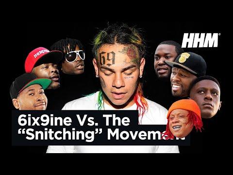 "6ix9ine Vs The ""Stop Snitching"" Movement"