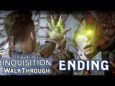 Dragon Age: INQUISITION ► ENDING & EPILOGUE - Solas & Corypheus - Final Part 131