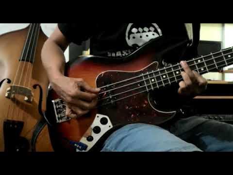 Indonesia Pusaka-Ismail Marzuki. Bass solo by Ito Kurdhi.