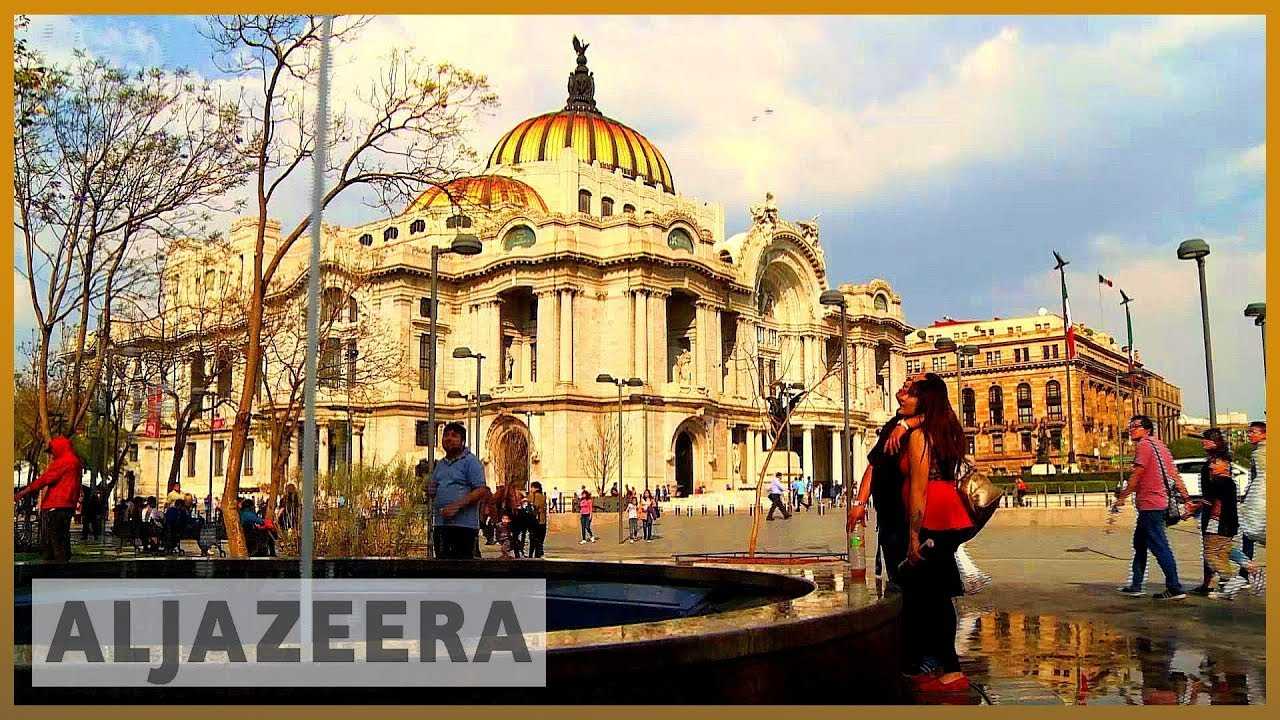 AlJazeera English:Mexico real estate price hikes leave thousands displaced