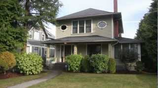 SOLD!!!!  Historic North Everett Classic!  1721 Rucker Ave - Everett, WA 98201