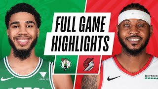 Game Recap: Celtics 116, Trail Blazers 115