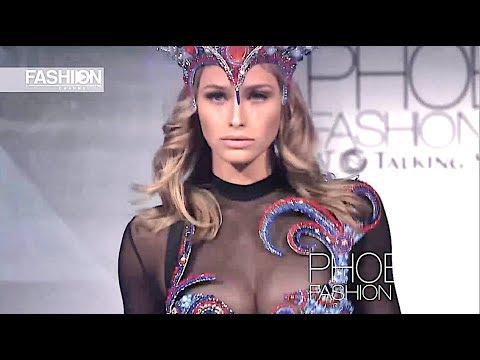FARAH ABU Spring Summer 2018 Phoenix - Fashion Channel