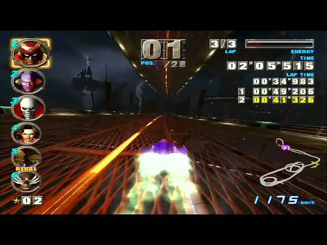 F-Zero GX: Grand Prix - Ruby Cup [Expert] HD
