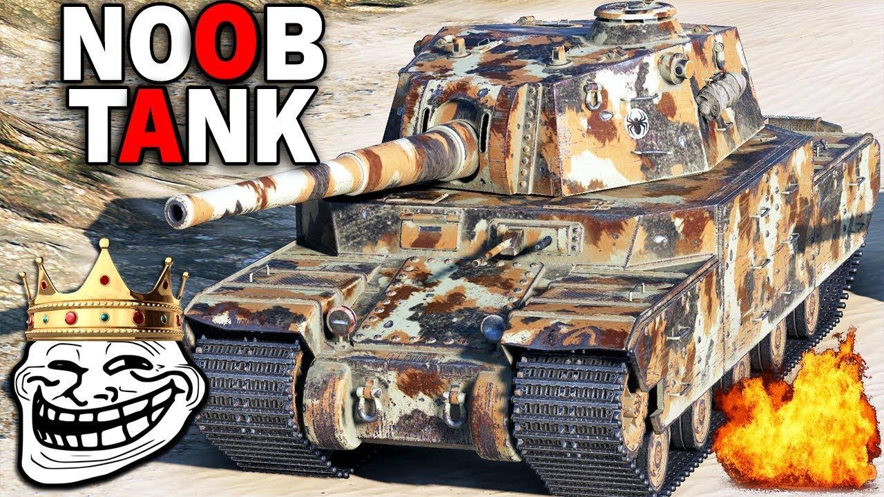 NOOB TANK – Type 5 Heavy na CW – World of Tanks