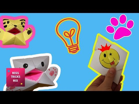 🤔🤔🤔 Emoji Diy Paper Magic Card | Face Changer Tutorial For Kids  😍😍😍😍😍