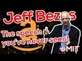 Jeff Bezos at MIT  Amazon - Earth's Most Customer-Centric Company