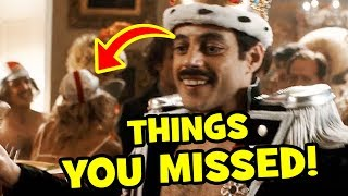 5 Crazy Little Details You Missed In Bohemian Rhapsody!