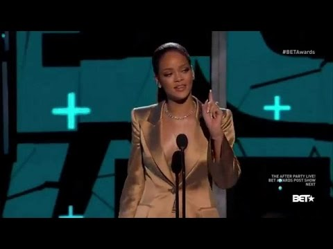 Rihanna - Bitch Better Have My Money (BET Awards 2015 - Clip)