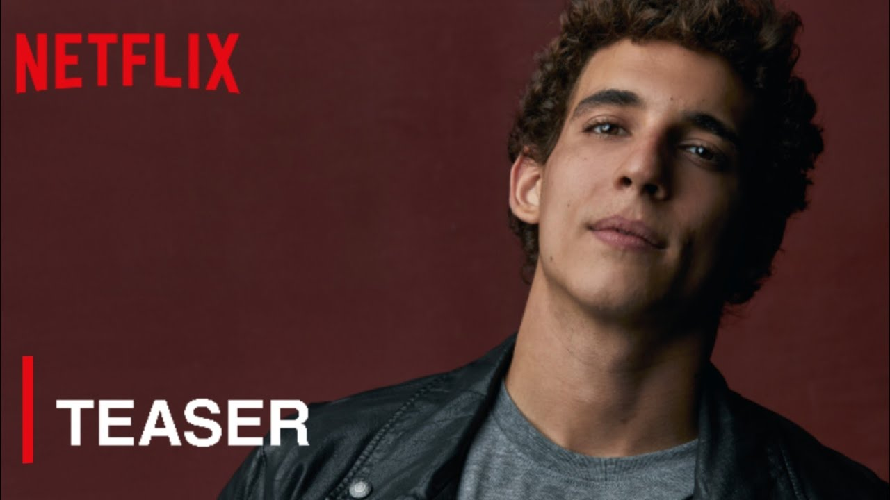 Elite Season 4 Announcement Trailer Netflix Concept Youtube