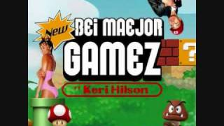 Gamez - Bei Maejor ft. Keri Hilson [HQ Download Link + Lyrics by Zachary Perez!]
