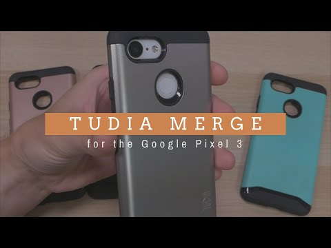 affordable-protection-for-the-google-pixel-3-(tudia-merge-case-review)!