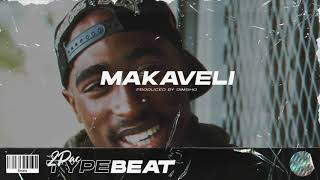 [FREE] 2Pac Type  Beat 2020 - Makaveli | Freestyle Hip Hop Beat | West Coast Beat