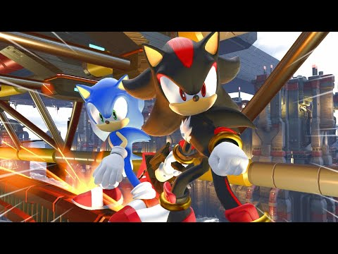 Sonic Forces: Revamped Tag Team Stages