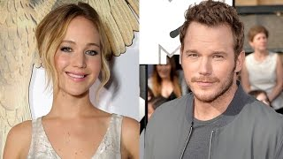 Jennifer Lawrence Gets HUGE Payday for Scifi Movie Passengers w/ Chris Pratt