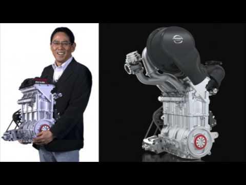 Motor 1.5 400HP criado pela Nissan.