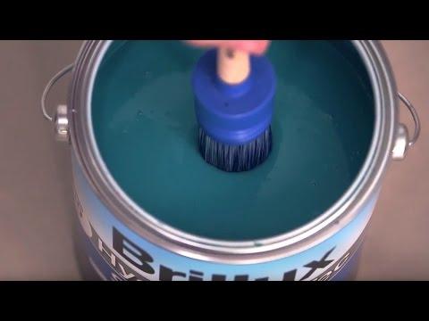 Moderne Lackierung: Hydro-PU-Tec