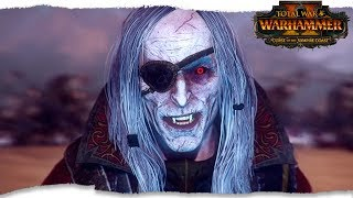 🔎 Анализ трейлера и детали DLC Берег Вампира - Total War: WARHAMMER 2