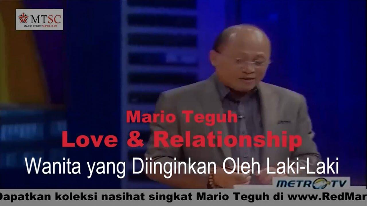 Wanita yang diinginkan oleh laki laki mario teguh love wanita yang diinginkan oleh laki laki mario teguh love relationship youtube reheart Choice Image