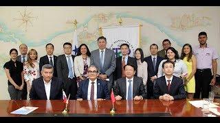 La UTP firma memorando de entendimiento con Central South University