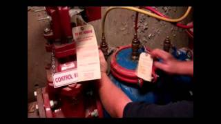 NFPA 25 Sprinkler Backflow Preventer Inspection - SimplexGrinnell Philadelphia