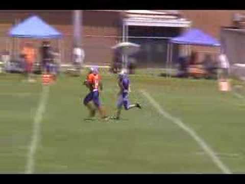 2007 Klein Jr Broncos Boyd 1st TD of Season