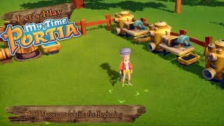 Let´s Play My Time at Portia #102 Massenproduktion the Beginning [Ger] [HD]