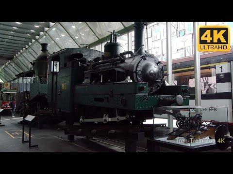 Verkehrshaus der Schweiz: Schienenverkehr