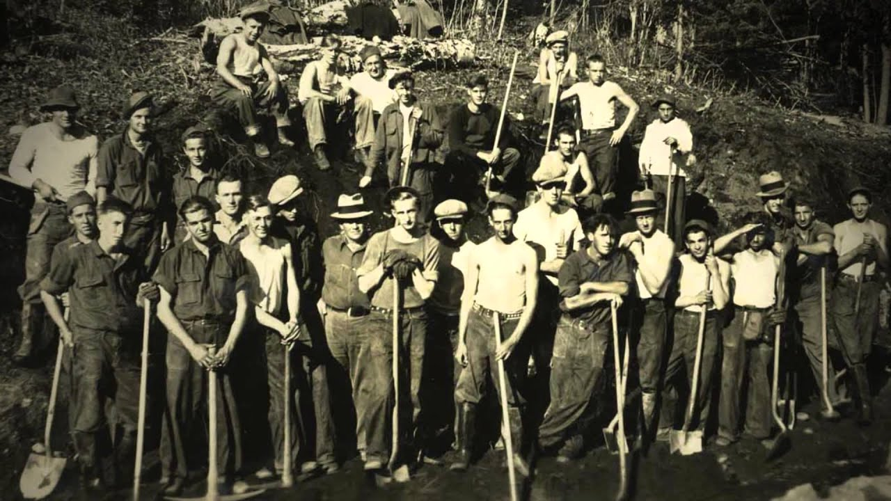 Cumberland Mountain State Park: A Civilian Conservation Corps Legacy
