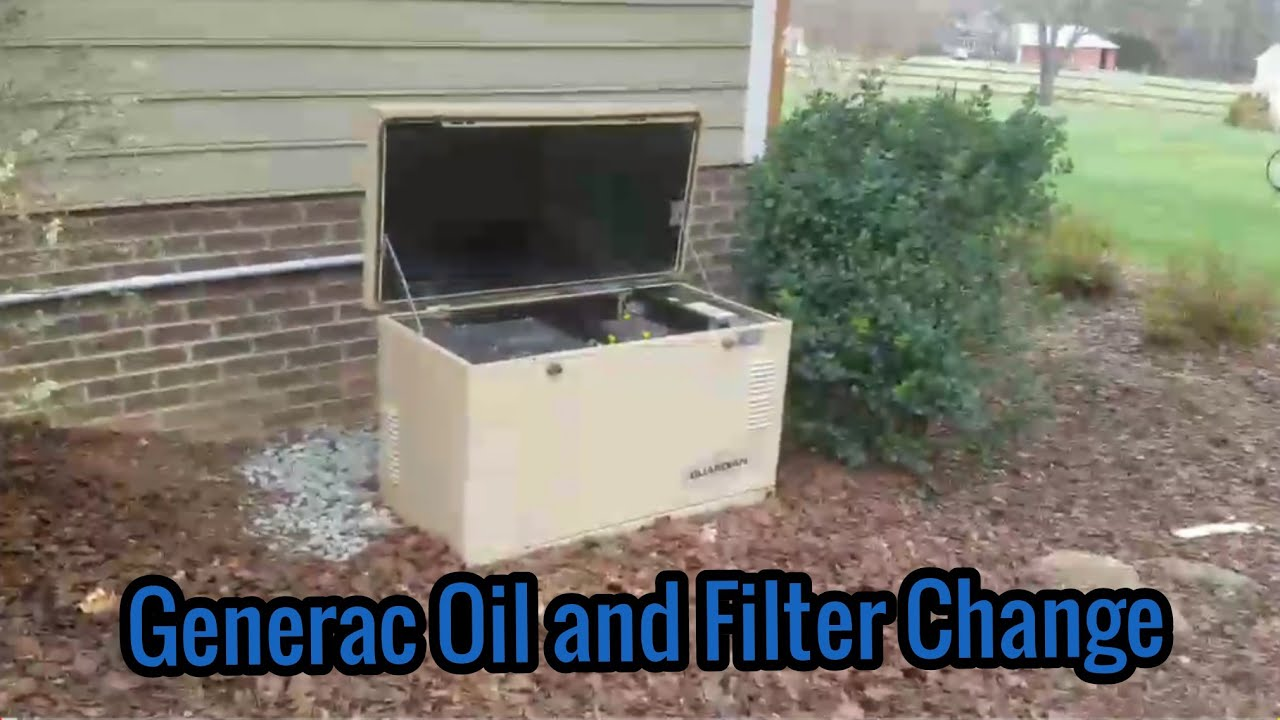 how to change the oil oil filter and air filter on a. Black Bedroom Furniture Sets. Home Design Ideas