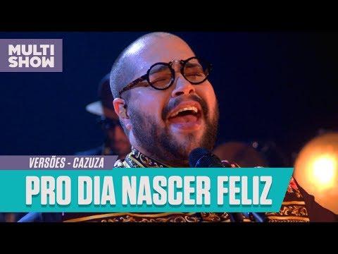 "Tiago Abravanel canta ""Pro Dia Nascer Feliz"" Cazuza  Versões  Música Multishow"